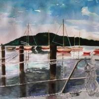 Kárpáti-beneda Ágnes: Kikötő