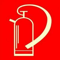 Tűzvédelem szaktevékenység logó