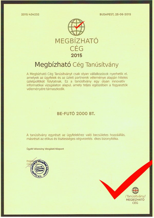 Megbizhato-ceg-tanusitvany-2015